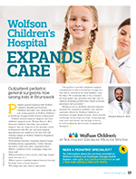 Auxiliary in Action article in SGHS Healthy Partners Magazine