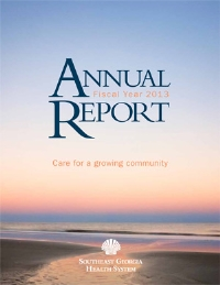 Annual Report - Fiscal Year 2013