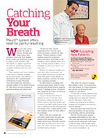 Increasing Our Scope Article in SGHS Healthy Partners Magazine Summer 2016 Edition