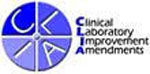 CLIA Clinical Laboratory Improvement Amendments Award