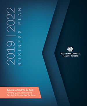 Cover of 2018 through 2022 Business Plan