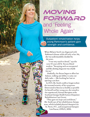 Article in Healthy Partners Summer 2019 Edition Button
