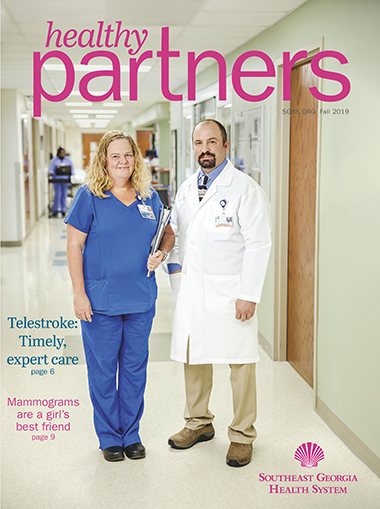 SGHS Healthy Partners Magazine Fall 2019 Edition