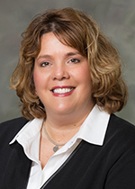 Kelli Reale, HR VP headshot