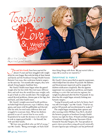 Article in Healthy Partners Summers 2019 Edition Button