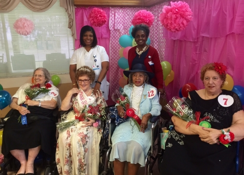 Ms. Senior Care Center Finalists