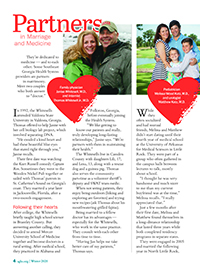 Article in Healthy Partners Winter 2020 Edition Button