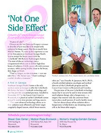 Article in Healthy Partners Fall 2019 Edition Button